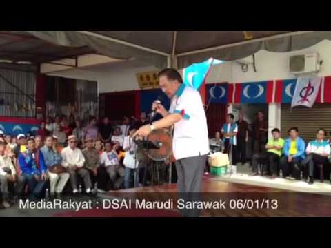 (Newsflash) Anwar Ibrahim: Bila Rakyat Gaduh Di Bawah, Dia Curi Di Atas