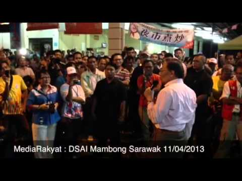 Anwar Ibrahim: Rakyat Takut, Kita Kalah