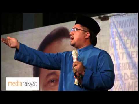 Chegubard: Ceramah Perdana Permatang Pauh 19/04/2013