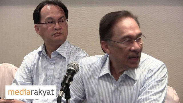 Anwar Ibrahim: Dr Mahathir, Be Reasonable & Tactful In Things You Say