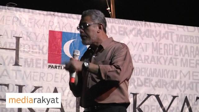 Khalid Samad: Deepak Tak Dibayar, Altantuya Tak Dibayar, Sultan Sulu Pun Tak Dibayar
