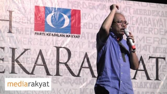 Brig Jeneral (B) Dato' Abdul Hadi Al-Khatab : Jangan Buat Kerja Jadi Pecacai UMNO