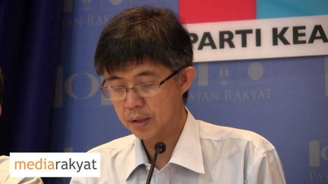 Tian Chua: Saya Hormati Jasa & Pengorbanan Pasukan Keselamatan Tapi BN Lempar Fitnah
