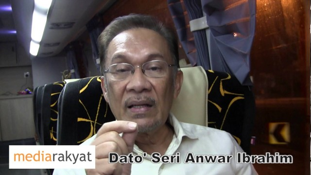 """Anwar Ibrahim: Mesej Ulang Tahun Ke-5 """"8 Mac"""""""
