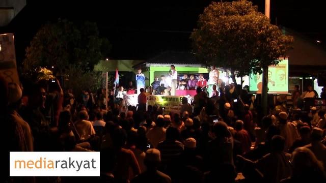 Anwar Ibrahim: Dapat 20/30 Ringgit Jadi Bodoh Pencacai UMNO, Kita Akan Lawan Mereka