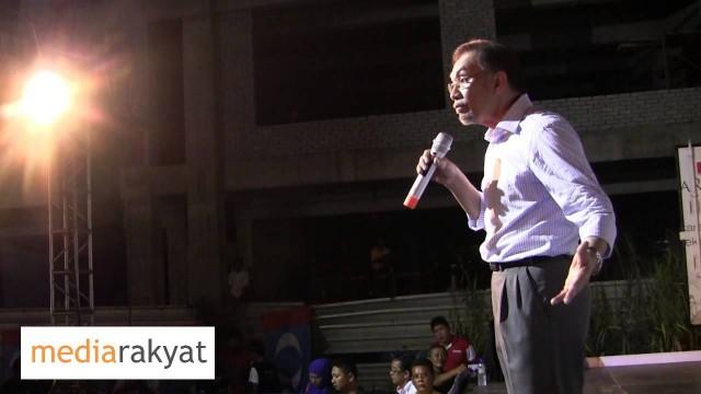 (60 Minutes) Anwar Ibrahim: Ceramah Merdeka Rakyat Di Kuala Pilah, N. Sembilan