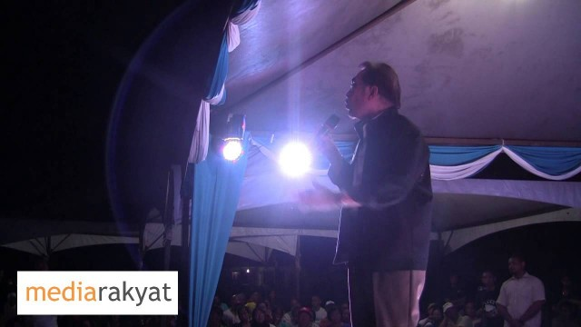 Anwar Ibrahim: Untuk Menang Kena Ada Disiplin, Nak Menang Tak Boleh Ada Yang Khianat Perjuangan