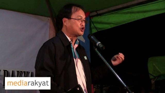 Baru Bian: I Believe In The Struggle Of Pakatan Rakyat, Equality For All Malaysian