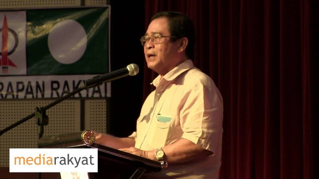 Wilfred Bumbering: Pengkhianat Sebenarnya Adalah Dr Mahathir!