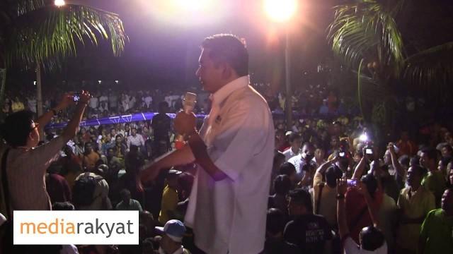 Salahuddin Ayub: Saya Akan Berkhimat Untuk Rakyat Negeri Johor