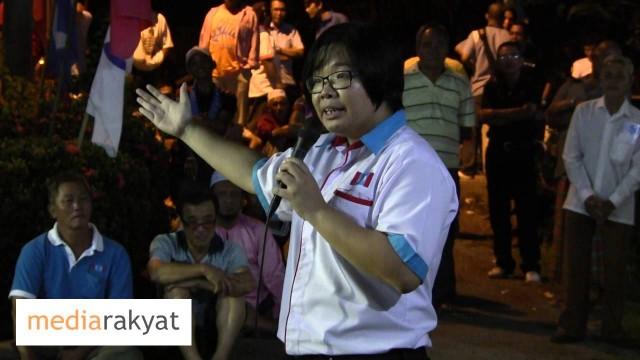 Chua Yee Ling: Kita Telah Lama Bersedia Untuk Menjadi Kerajaan Persekutuan Di Putrajaya