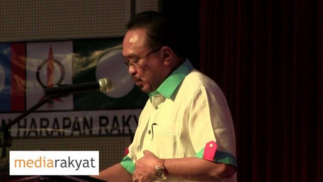 Ahmad Tamrin: Rakyat Semakin Muak Dengan Barisan Nasional