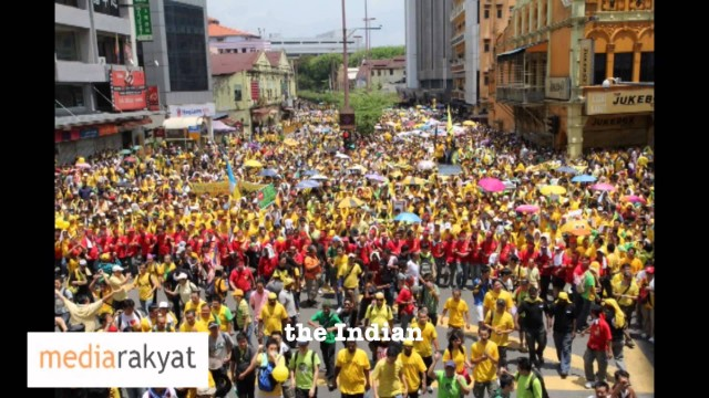 Suara Rakyat. People's Voice. 人民之声. (Narrated by Anwar Ibrahim)