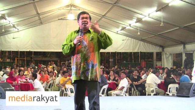 Mat Sabu: UMNO BN Sudah Sampai Tarikh Luput, Expiry Date