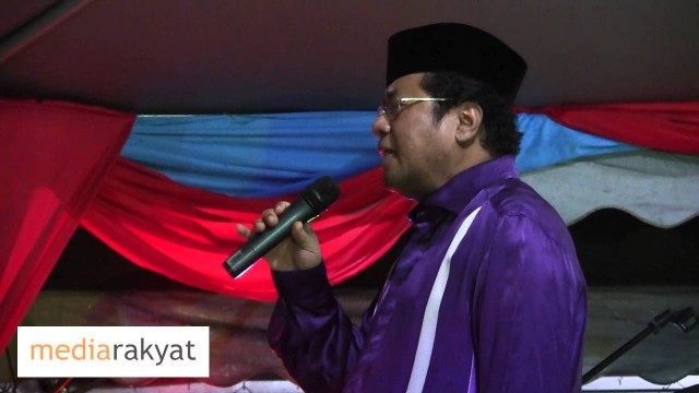 Khalid Ibrahim: Peluang Kita Untuk Memenang Adalah Nampak Jelas