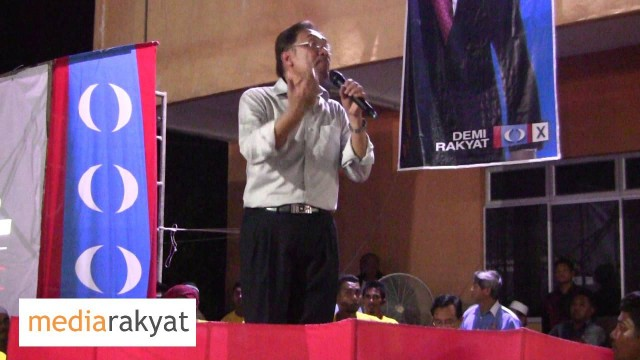 Anwar Ibrahim: Ceramah MerdekaRakyat Di Kuala Kedah (31/03/2013)