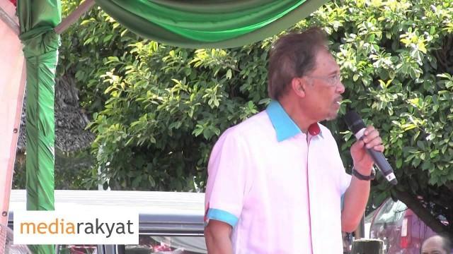 Anwar Ibrahim: Perdana Menteri & Pemimpin UMNO Baru Sekarang Teringat Sabah Itu Penting