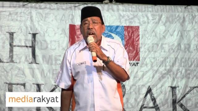 P074 – Laksamana (B) Imran Abd Hamid: PRU13 Adalah Peperangan Rakyat Umum