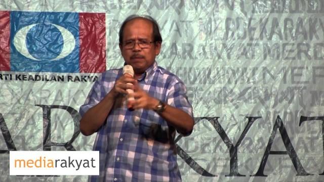 Behrang N59 – Brig Jeneral (B) Dato' Abdul Hadi: Ceramah Merdeka Rakyat