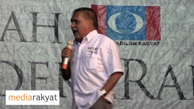 Bagan Serai P058 – Dr Muhammad Nur Manuty: Ceramah Merdeka Rakyat