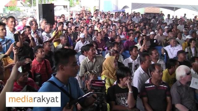 P175 – Anwar Ibrahim: Ceramah Di Papar Sabah