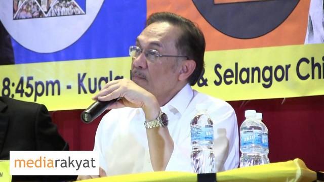 "Anwar Ibrahim: Semua Manifesto Mesti ""Populist"", Mesti Pro-Rakyat"
