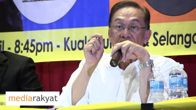 Anwar Ibrahim: We Recognize And Support All Schools