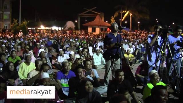 Anwar Ibrahim: Keputusan (Simbol DAP) Ini Membantu Kita, Malah Menguntungkan Pakatan Rakyat