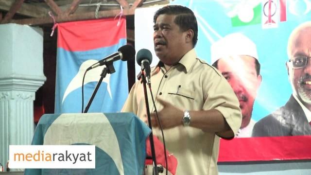 Mat Sabu: Ceramah Kempen PRU13 Kg Kayu Ara, Bulit Lanjan 23/04/2013