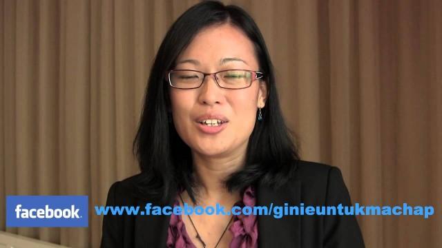 请支持 N8 馬接州议席公正党候选人: 林秀凌