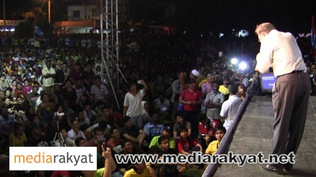 """Anwar Ibrahim: Kita Saksikan """"People Awakening"""" Kebangkitan Rakyat!"""
