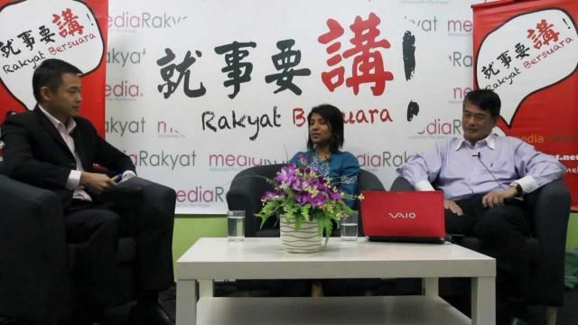 "MediaRakyat ""Rakyat Bersuara"" : The Scorpene Sting On Malaysia"