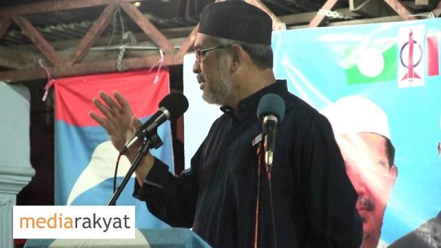 Khalid Samad: Kita Tukar Melayu Yang Rasuah Dengan Melayu Yang Bersih