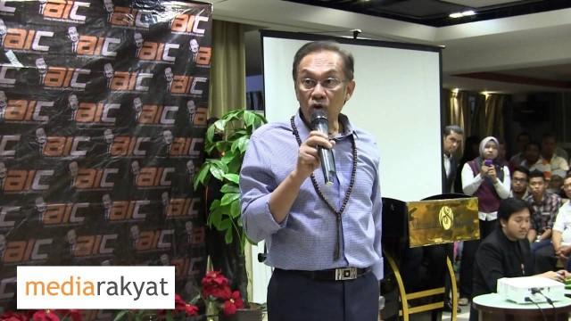 "Anwar Ibrahim: ""Listen Listen Listen"" Bukan Satu Insiden Luar Biasa"