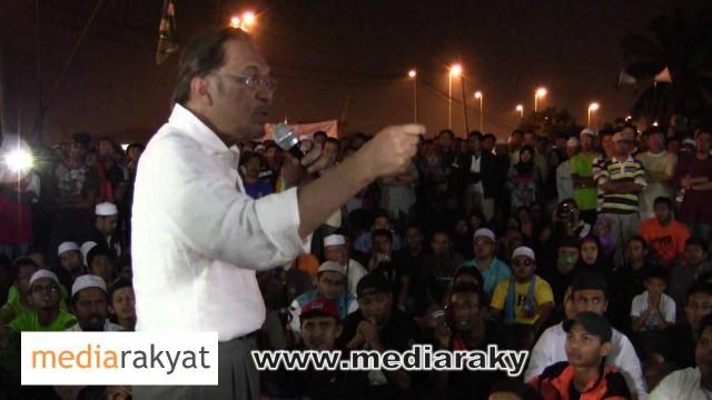 Anwar Ibrahim: Rompak Kecil Nama Corruption, Rompak Besar Nama Commission