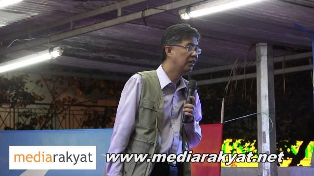 Tian Chua: Rakyat Malaysia Adalah Penentu Masa Depan Untuk Negara Ini