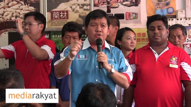 P105 – Candidate for PJ South, Hee Loy Sian