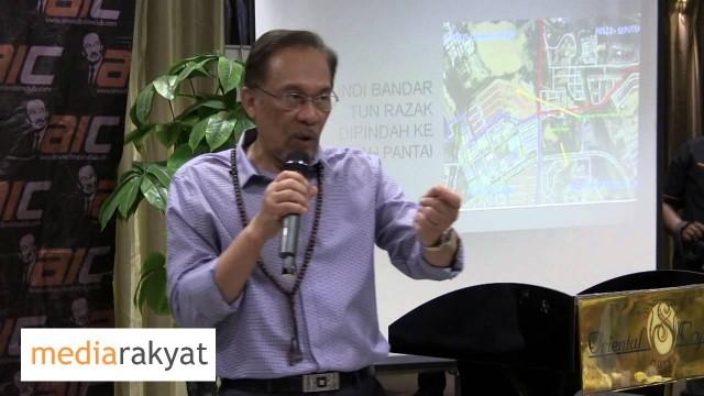 Anwar Ibrahim: Pilihan Raya Yang Penuhnya Bebas & Adil?