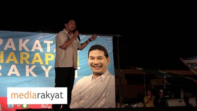 Rafizi Ramli: Najib Kira-Kira, Lalu Cakap Manifesto PR Baik Punya Kalau Kita TIRU