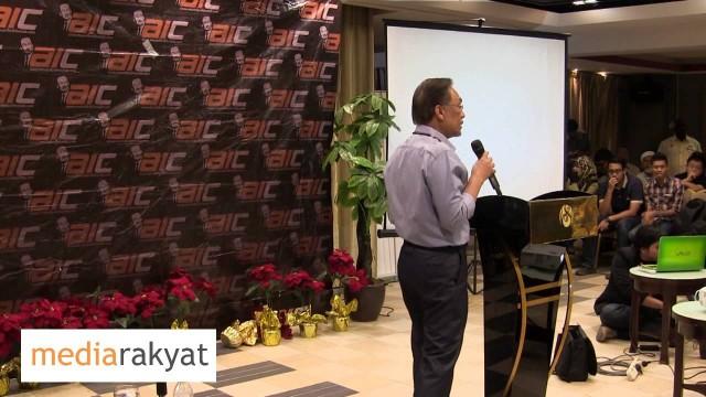 Anwar Ibrahim: Pendidikan Percuma Dan Kualiti Pendidikan