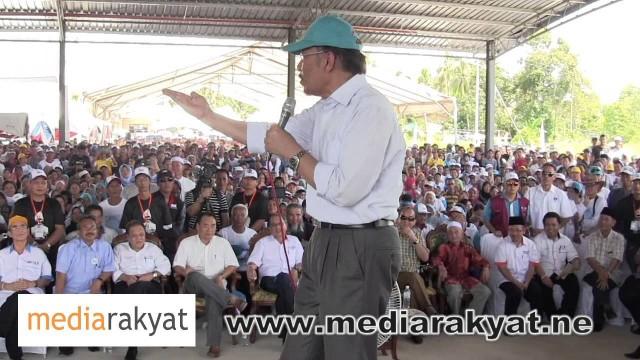 Anwar Ibrahim: Rakyat Rasa Sedar & Bertanggungjawab Bangkit Untuk Mempertahankan Hak Mereka