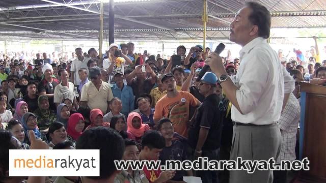 P184 – Anwar Ibrahim: Ceramah Perdana Di Libaran, Sabah