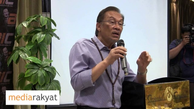 Anwar Ibrahim: Isu Pelaburan Asing