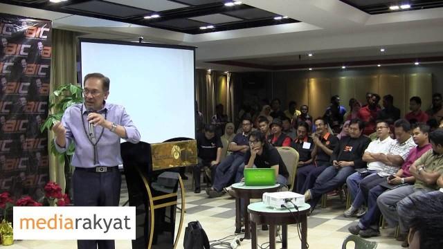 Anwar Ibrahim: Inspirasi Untuk Terus Berjuang