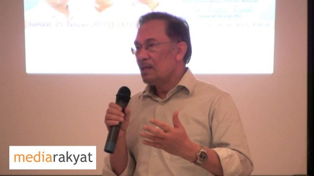 Anwar Ibrahim: You Must Defend Each Community & Respect Their Right