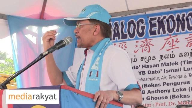 Anwar Ibrahim: Mereka Marah Saya Sangat Sebab Saya Lawan Mereka