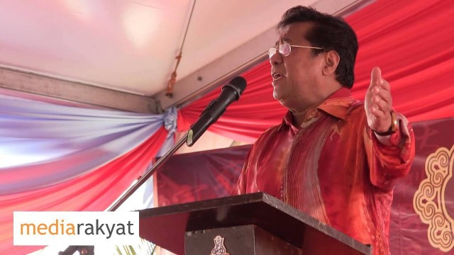 Khalid Ibrahim: UMNO Is Not Ashamed Of Taking People's Money