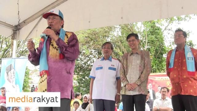 "Anwar Ibrahim: ""Xi You Ji"" (Journey To The West) Of Pakatan Rakyat To Putrajaya"
