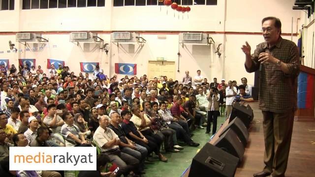 Anwar Ibrahim: Bagaimana Nak Bangga Sebagai Pemimpin Islam Kalau Kita Dikenali Bapak Rasuah?