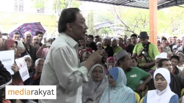 Anwar Ibrahim: Angkat Orang Yang Tak Curi Harta Rakyat, Jaga Amanah & Bela Nasib Rakyat